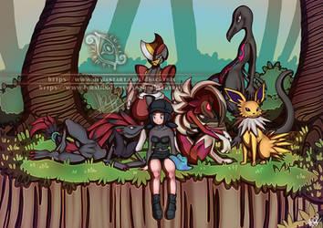 Trixi's team