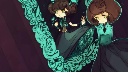 an ordinary magical girl