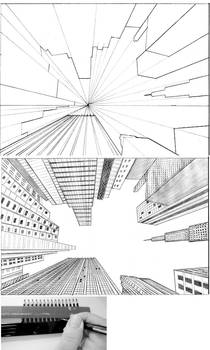 tutorial city in perspective 2