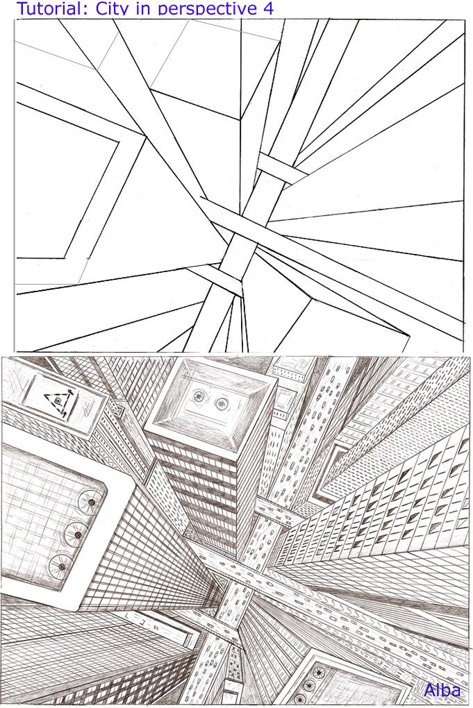 Perspective 1 Worksheet  Bird By Bluewolfr Deviantart Com On  Deviantart