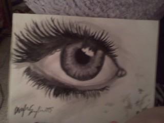 Eye 1 by Baykeef