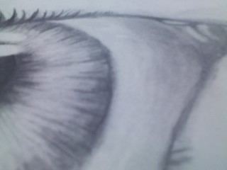 Eye 2 (Close-up1) by Baykeef
