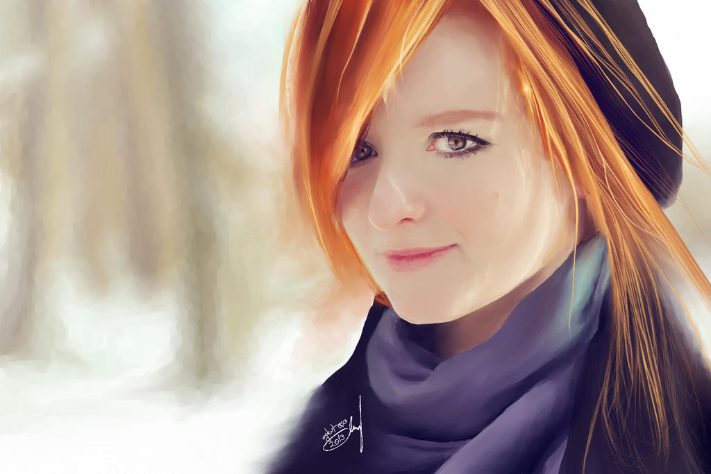 Orange Beauty by AykutAsa
