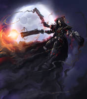 Reaper final by GreenTaldarin