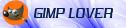 I love GIMP by debdj