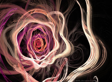 See, I drew u a Rose, darlin'