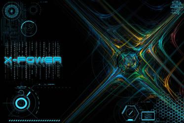 X-POWER by debdj