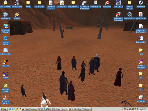 Desktop by EihcrA