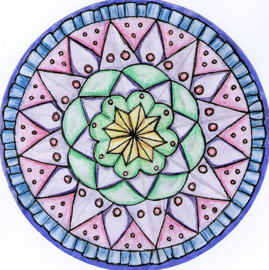 Radial Balance Design by SugArisaCookies on DeviantArt