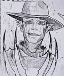 Freddy Krueger 1/2