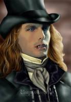 Lestat de Lioncourt by vampirekingdom