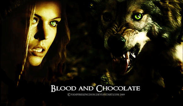 BLOOD AND CHOCOLATE by *vampirekingdom on deviantART
