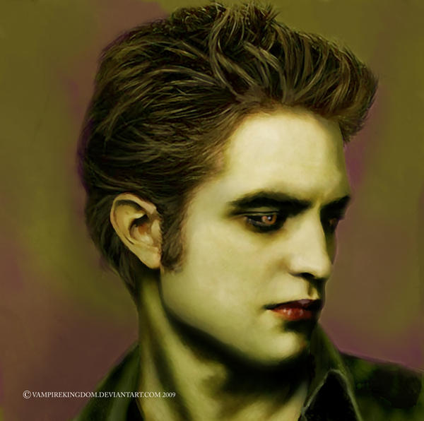 -EDWARD- by vampirekingdom