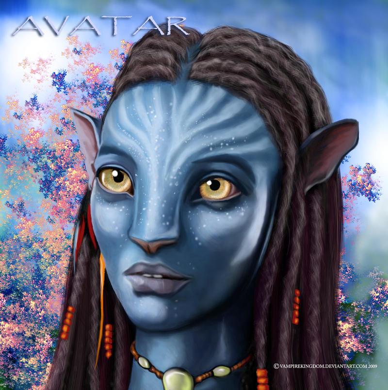 Moon In Avatar Movie: Na'vi AVATAR By Vampirekingdom On DeviantArt