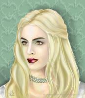 White Queen by vampirekingdom