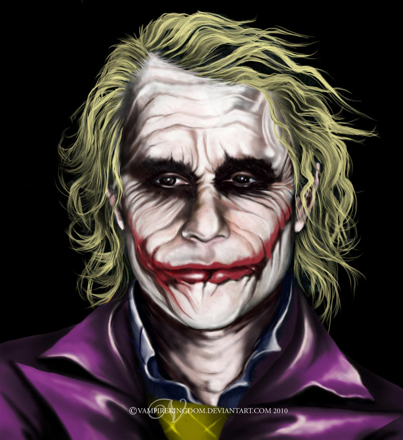 ::Joker:: by vampirekingdom