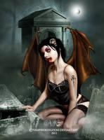 Luna nueva by vampirekingdom