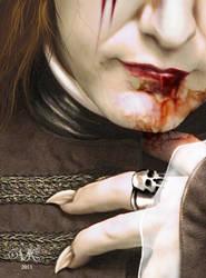Vampire by vampirekingdom