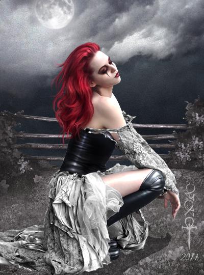 Claro de luna by vampirekingdom