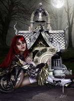 De oro y plata by vampirekingdom