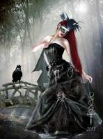 A un paso del puente by vampirekingdom