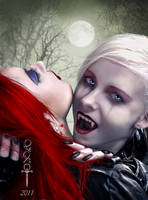 Tentacion by vampirekingdom