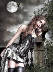 Oscuros pensamientos by vampirekingdom