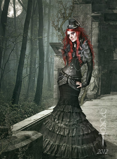 The strange by vampirekingdom