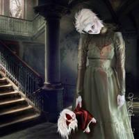 Satanic Room s by vampirekingdom