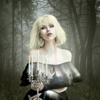 In the Darkness by vampirekingdom