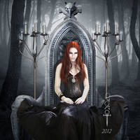 At Night by vampirekingdom