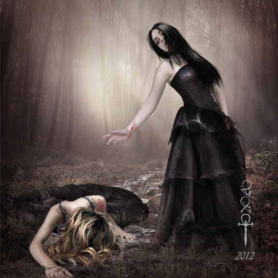 Follow me by vampirekingdom