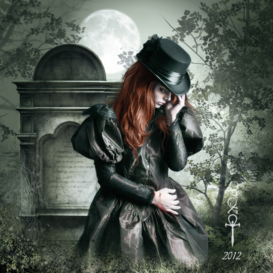 Lost Forever by vampirekingdom