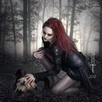Witchcraft by vampirekingdom