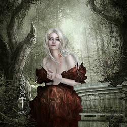 Too much Solitary by vampirekingdom