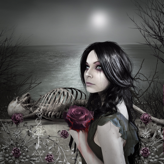 The grave by vampirekingdom