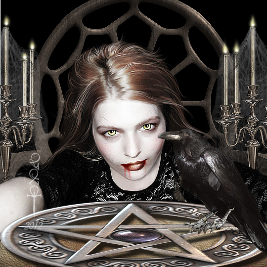 The Vision by vampirekingdom