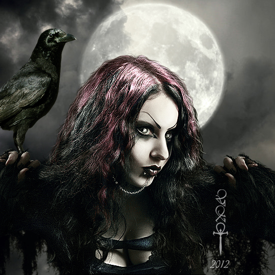 Ravenna by vampirekingdom