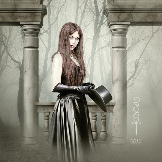 The Fog and the Portal by vampirekingdom