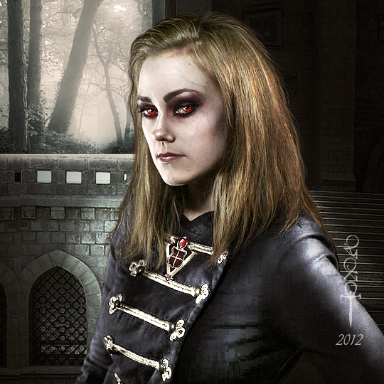 Jane by vampirekingdom