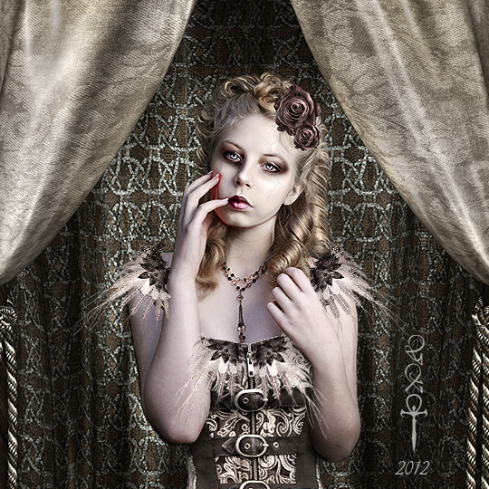 Theater of Vampires by vampirekingdom