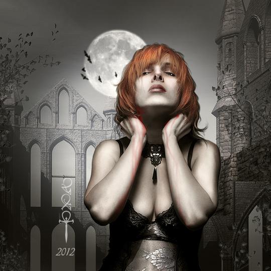 Empty by vampirekingdom