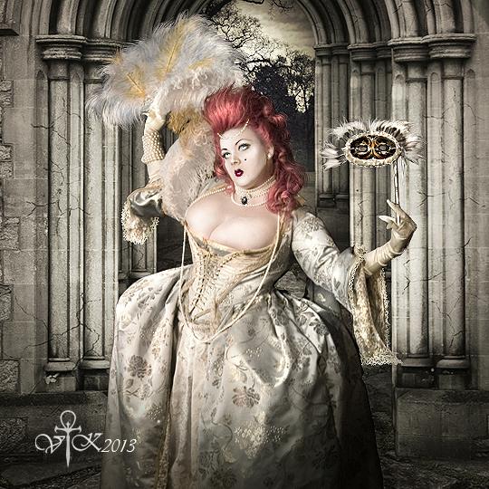 Masquerade by vampirekingdom