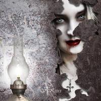 Behind the Wall by vampirekingdom