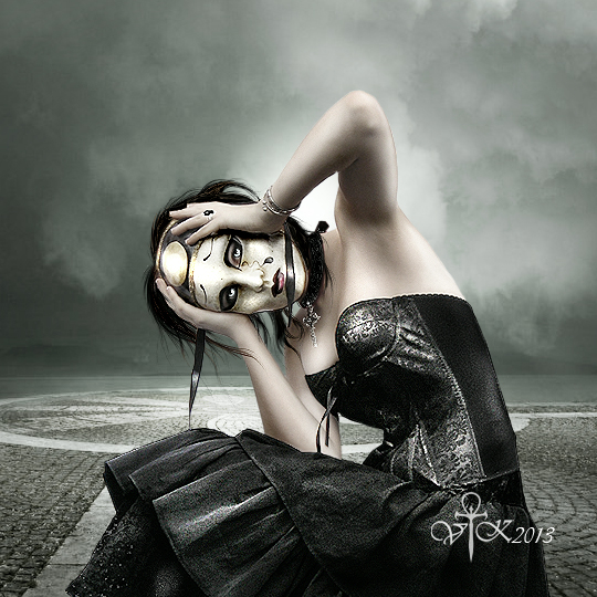 Mask by vampirekingdom