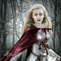 Run!, my Lady by vampirekingdom