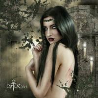 Wounded by vampirekingdom