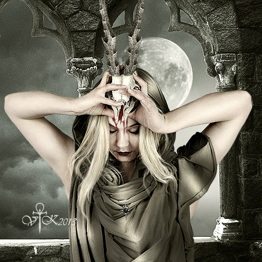 Sacrifice - Sacrificio by vampirekingdom