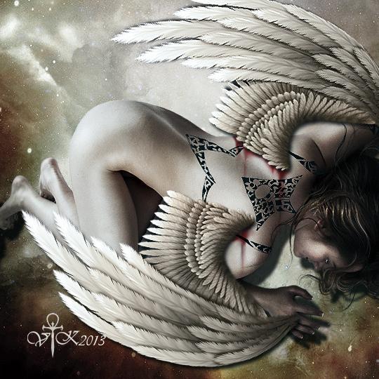 Under my Skin by vampirekingdom