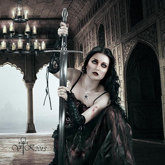 The End by vampirekingdom